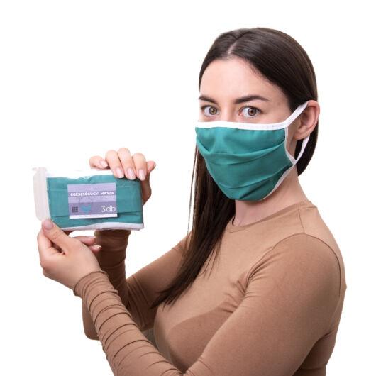 Plastic Hygiene Mask