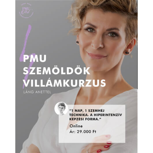 PMU Online Course with Anett Láng