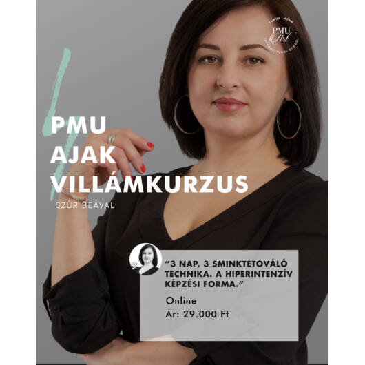 PMU Online Course with Bea Szűr