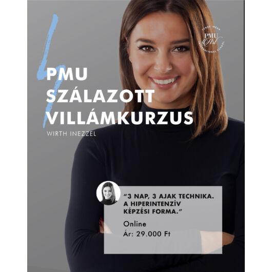 PMU Online Course with Inez Wirth