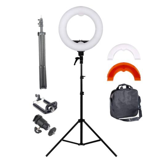 PMU LED Studio Ring Light 12""